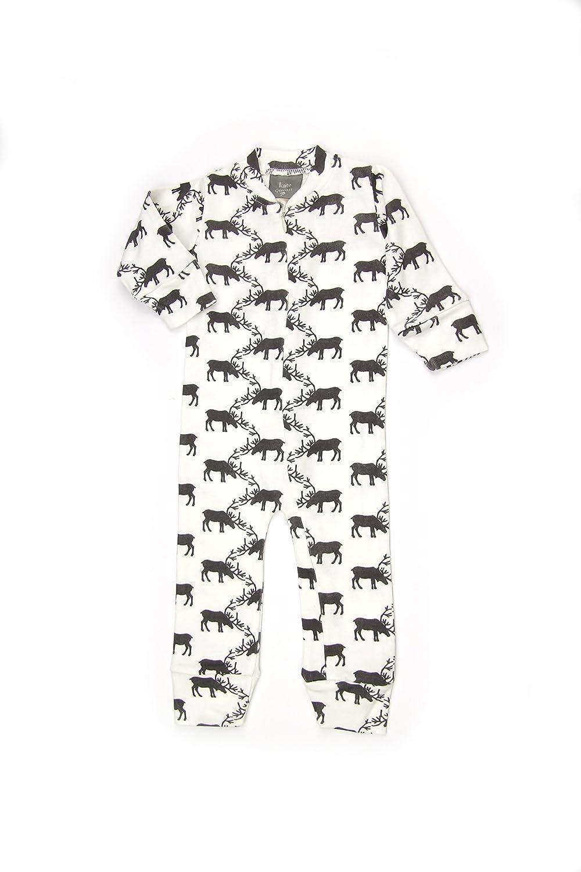 Kate Quinn Organics Zipper Pajamas