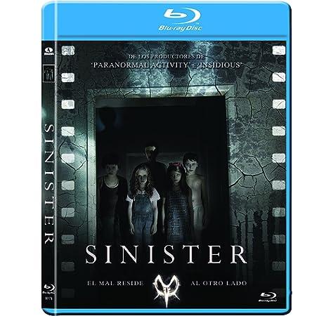 Sinister 2 Blu-Ray [Blu-ray]: Amazon.es: James Ransone, Shannyn Sossamon, Ciarán Foy, James Ransone, Shannyn Sossamon: Cine y Series TV