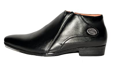 a few days away new photos wide range mens semi ankle formal side zip shoes BLOG (10): Buy Online ...