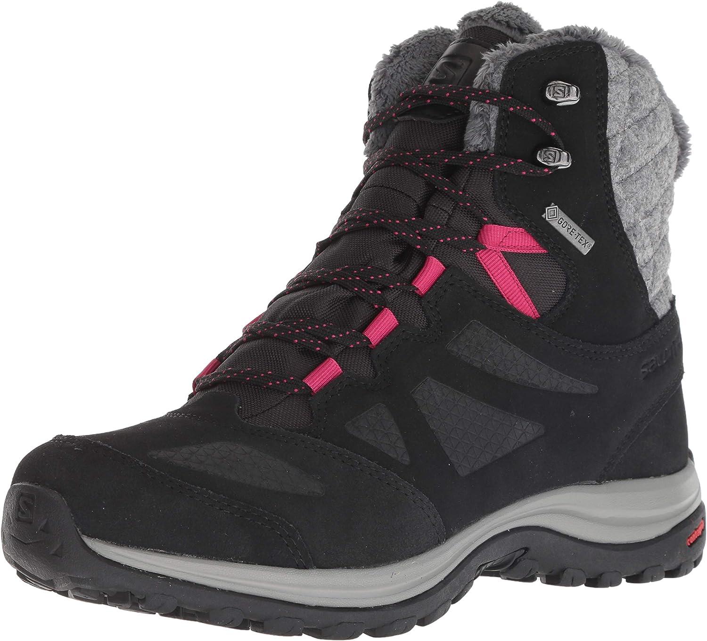SALOMON Ellipse Winter GTX, Chaussures de Randonnée Basses Femme