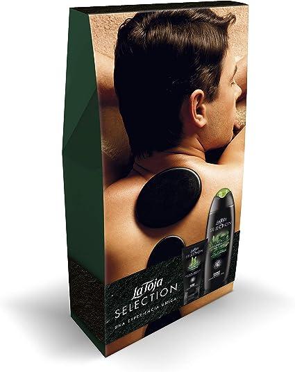 La Toja Selection - Pack Regalo para Hombre (Gel de Baño Esencia de Madera, 500 ml + Crema de Afeitar Bambú y Ginseng, 125 ml): Amazon.es: Belleza