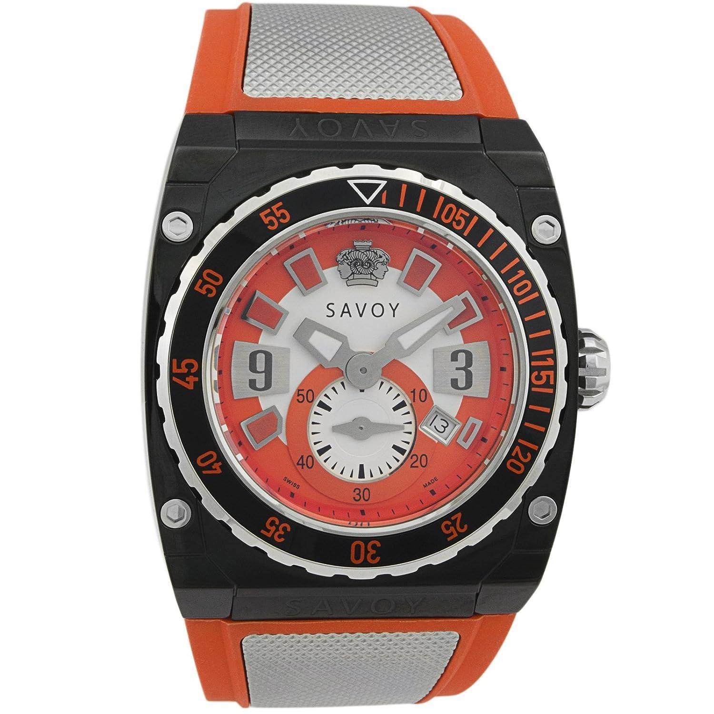 Savoy Icon Extreme Edelstahl Mesh Herren-Armbanduhr wm1.21b7r1.71. Ro. TS