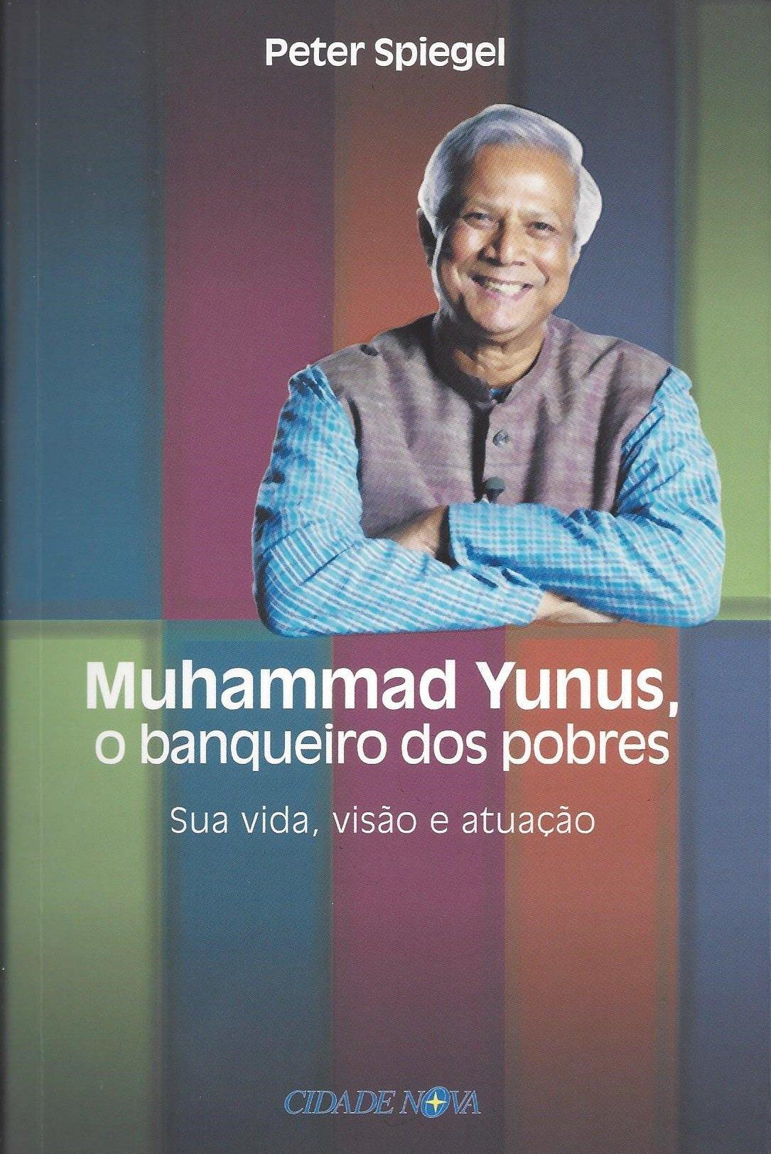 livro o banqueiro dos pobres