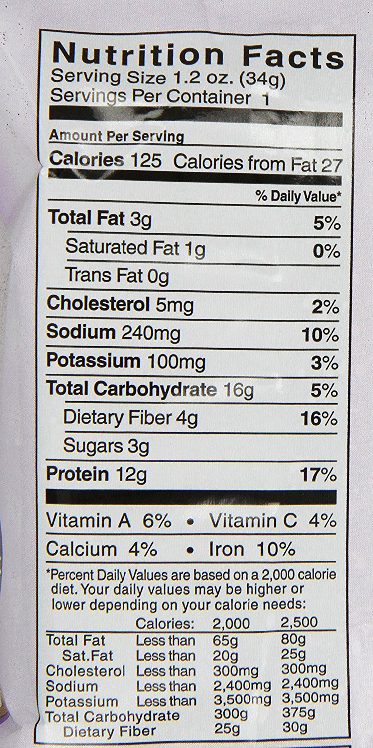 Kay's Naturals Gluten Free Almond Delight Protein Puffs, 1.2 oz 6 Count (Pack of 5)