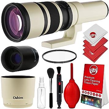 Review Oshiro 500mm/1000mm f/6.3 Manual