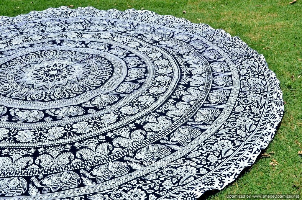 Popular Handicrafts Kp927 Tapestries Hippie Mandala Tapestry Hippie Mandala wall hanging Tapestries Wall Tapestries Mandala tapestries Tapestry Wall Hanging Ombre Mandala Tapestries Boho Tapestries