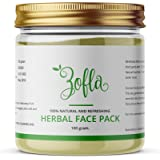 Zofla Herbal Face Pack, 100% Natural and Refreshing - 100gram