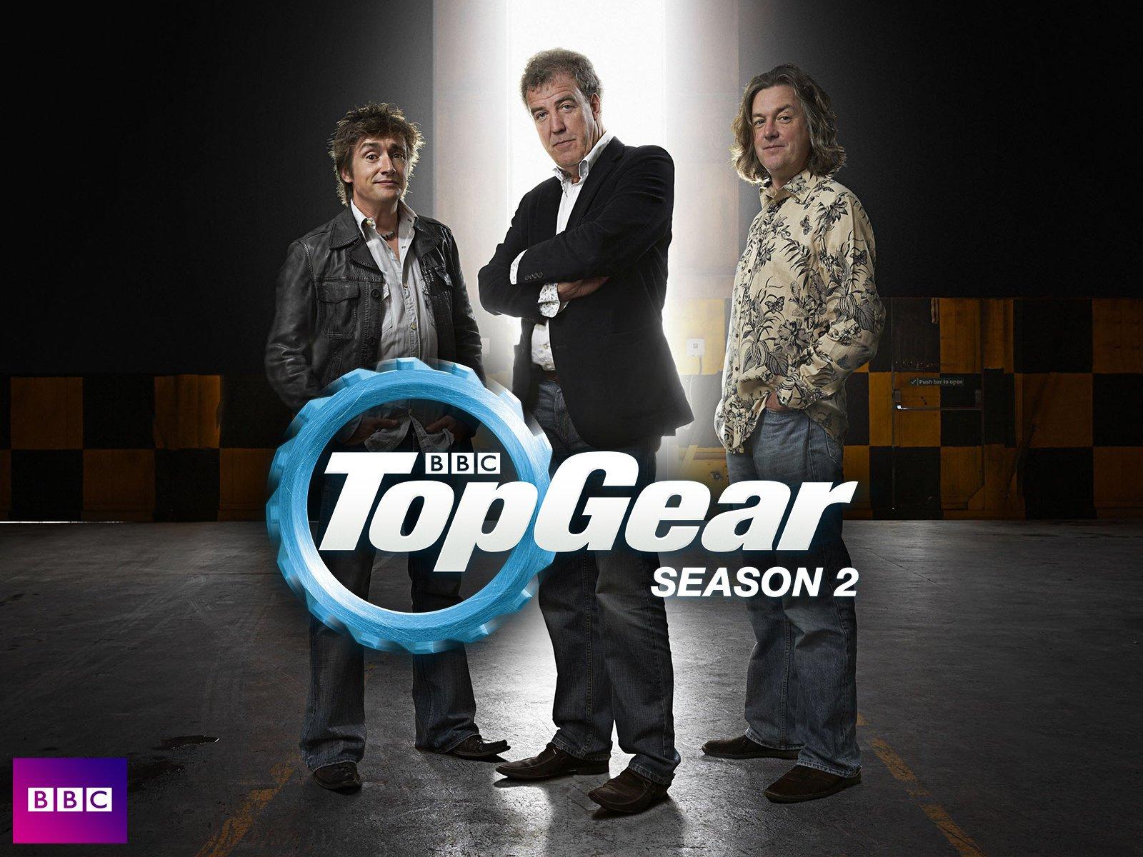 Amazon.com: Top Gear (UK), Season 2: Jeremy Clarkson, Richard ...