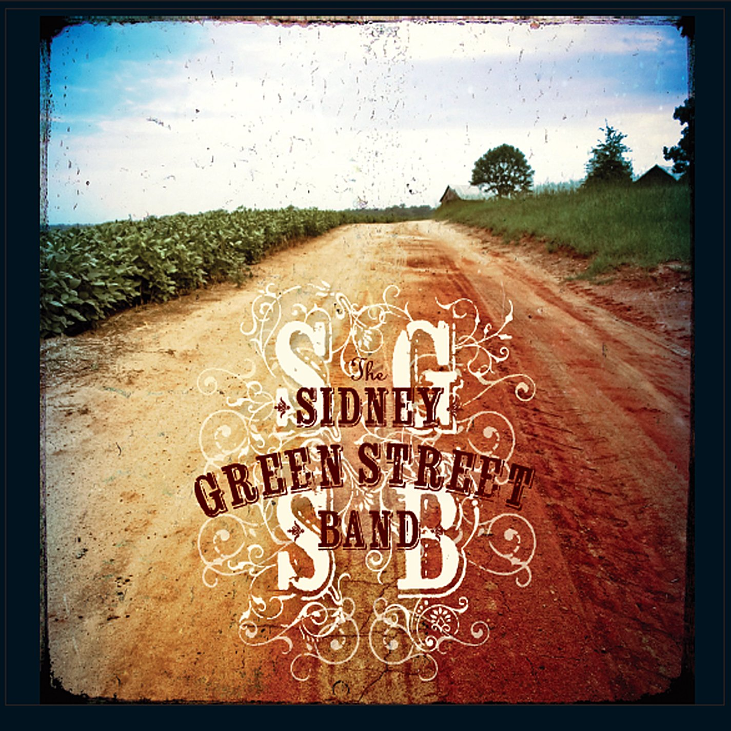 CD : Sidney Green - Sgsb (CD)