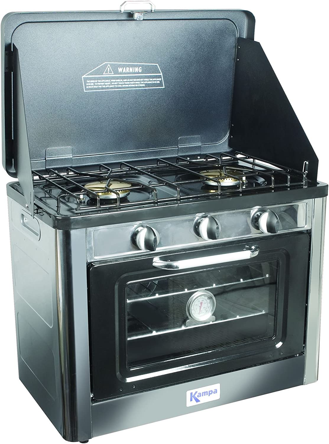 Kampa Roast Master Double Gas Hob and Oven