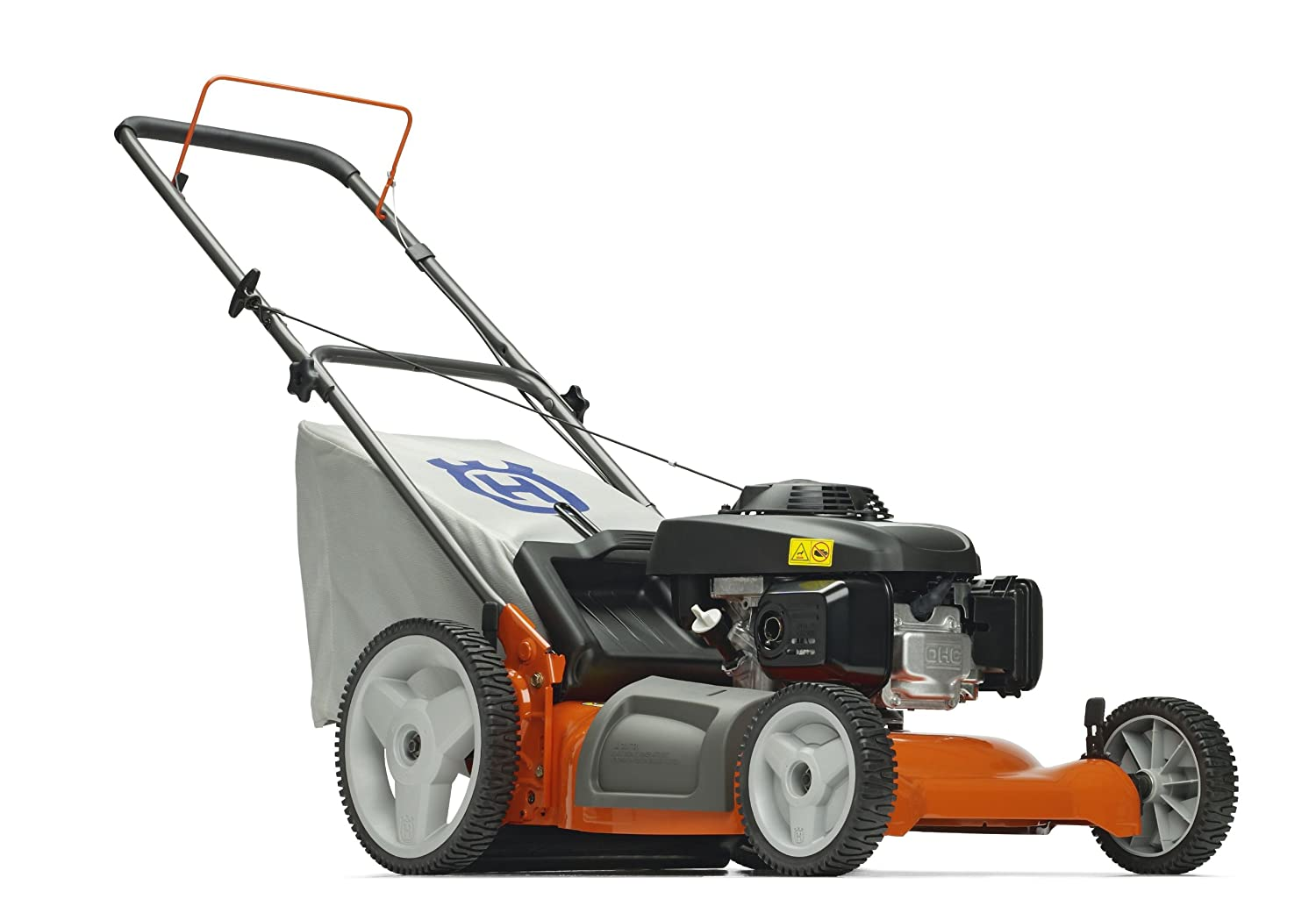 Husqvarna 7021P 21-Inch Push Lawn Mower Review
