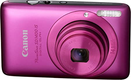 Canon SD1400IS Pink product image 2