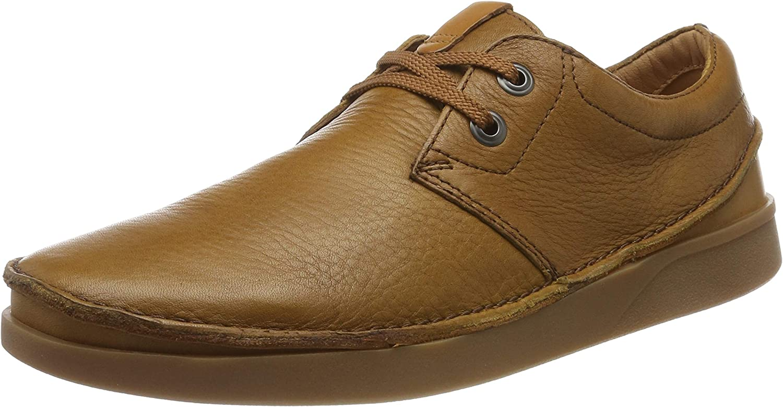 Clarks Oakland Lace, Zapatos de Cordones Derby para Hombre