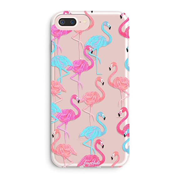 iphone 8 case flamingo