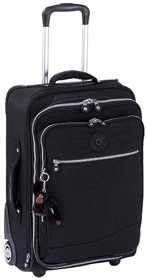 Marvelous Kipling Suitcase, Nevada, 55 Cm, 45 Liters, Black K13096