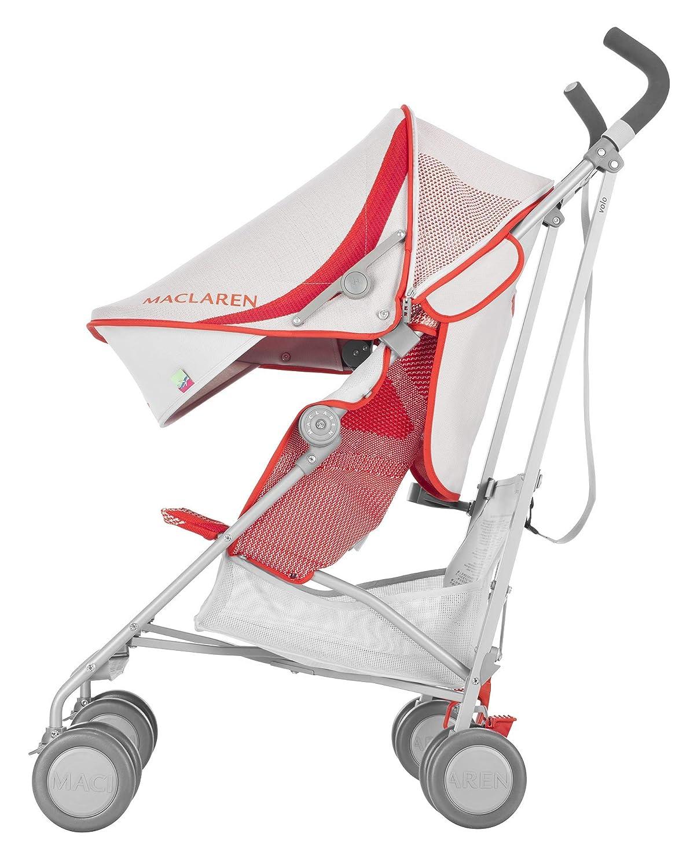 super lightweight Maclaren Wing Knit Stroller compact