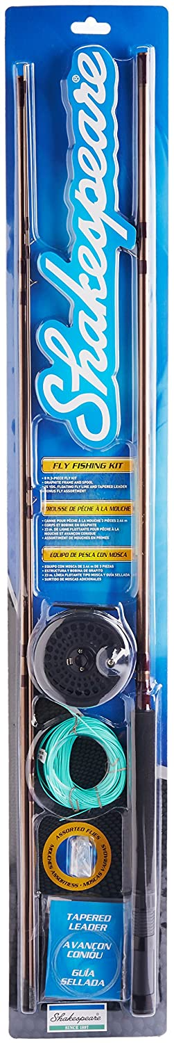 Shakespeare 8-Feet Fly Fishing Combo