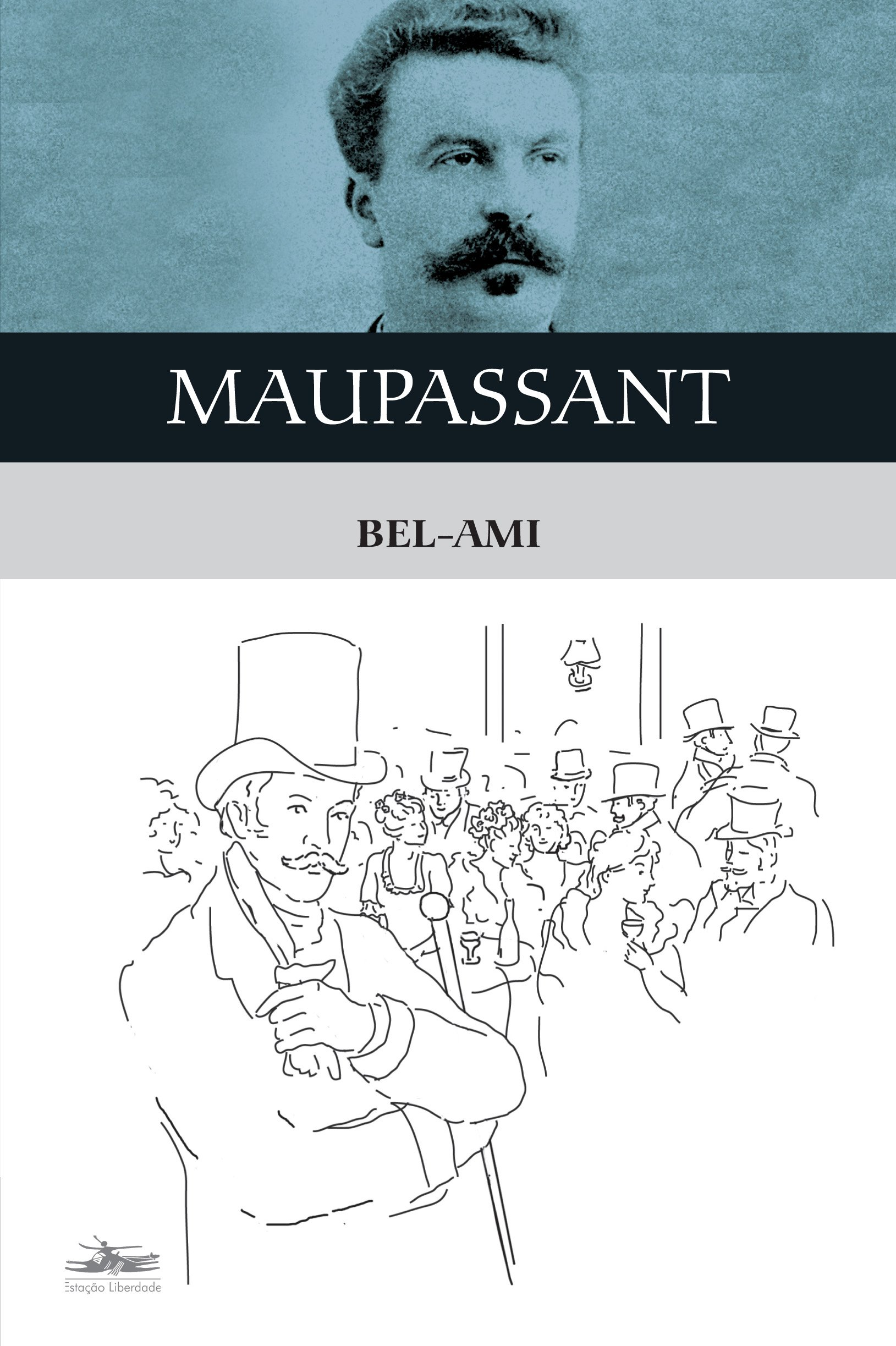 Download Bel-Ami (Em Portugues do Brasil) PDF