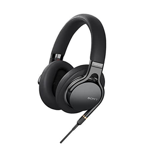 Sony MDR1AM2 Wired High-Resolution Audio Overhead Headphones