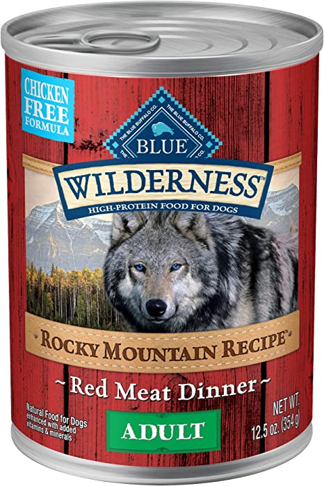 The Best Blue Buffalo Red Wet Dog Food