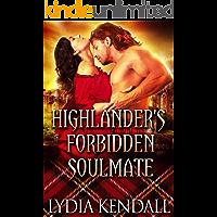 Highlander's Forbidden Soulmate: A Steamy Scottish Historical Romance Novel