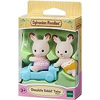 Sylvanian Families 5420 Chocolate Rabbit Twins Toy