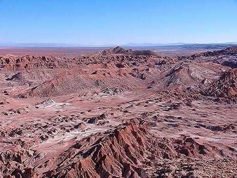 The Valley of the Moon Atacama Desert Wallpaper Wall Mural Self