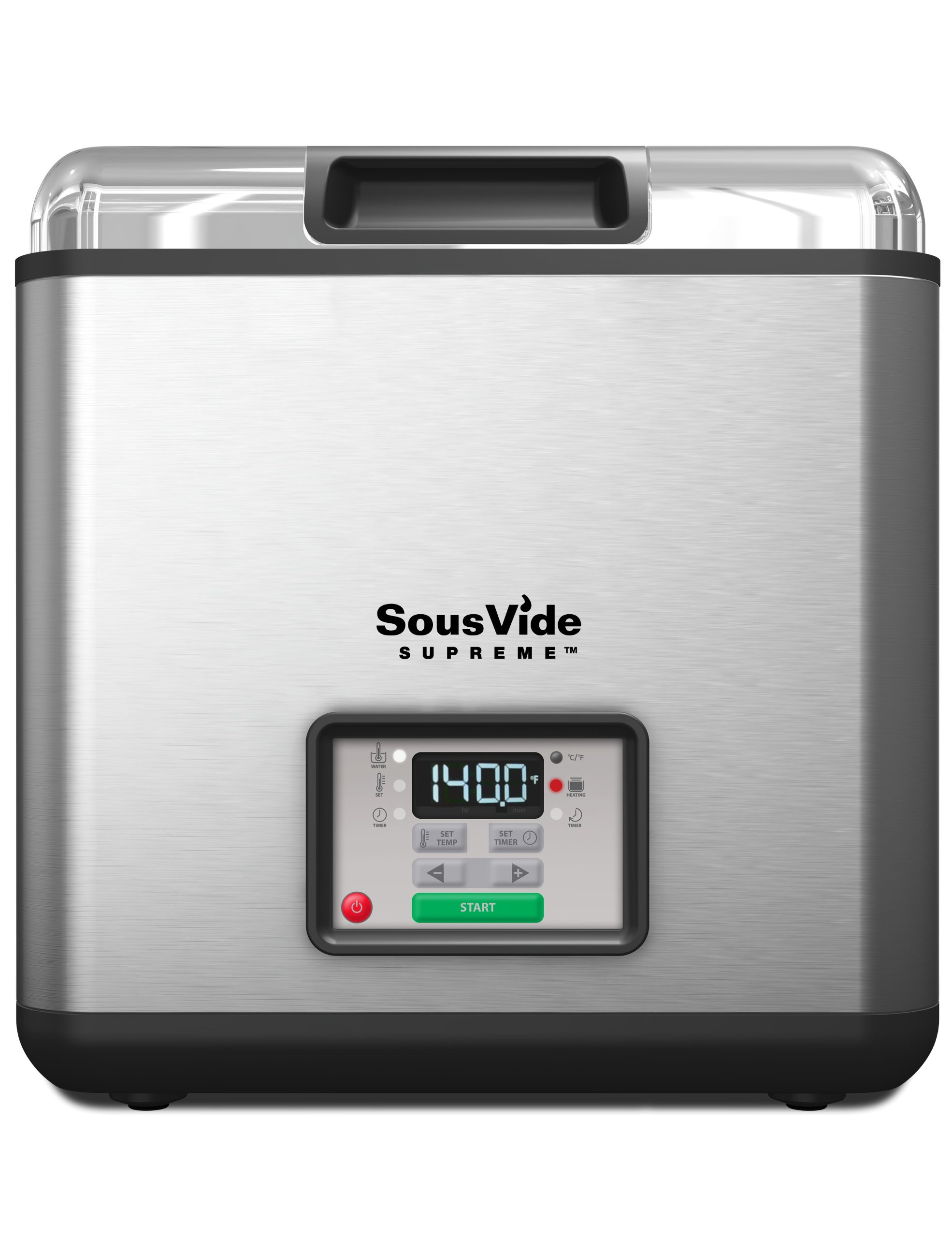 Sous Vide Supreme Water Oven, SVS10LS by Sous Vide