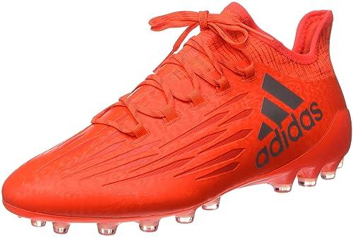 new product abaaf d26ea Adidas X 16.1 AG, Botas de fútbol para Hombre Amazon.es Zapatos y  complementos