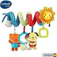 VTech- Espiral Canciones y Animales Colgante Peluche