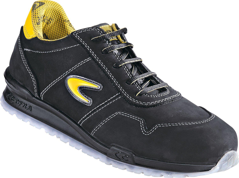 Cofra 78500-001.W42 Coppi S3 SRC Chaussure Chaussure Chaussure de sécurité Taille 42 Noir 108