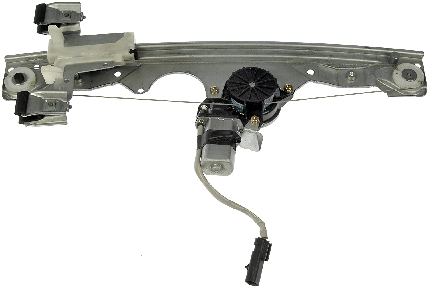 Dorman 748-550 Jeep Grand Cherokee Rear Driver Side Window Regulator with Motor Dorman - OE Solutions