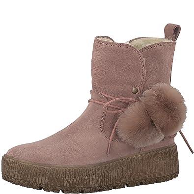 45d97f12c40a52 Tamaris Iman Stiefel Stiefelette Boots Damen  Amazon.de  Schuhe ...