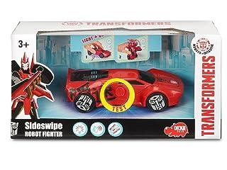 Smoby 203113001Transformers luce e suono robot Fighter Sideswipe giocattolo Simba Smoby