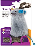 SmartyKat Madcap Mouse Cat Toy Refillable Catnip Toy
