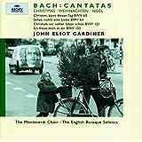 Bach, J.S.: Christmas Cantatas BWV 63, 64, 121 & 133
