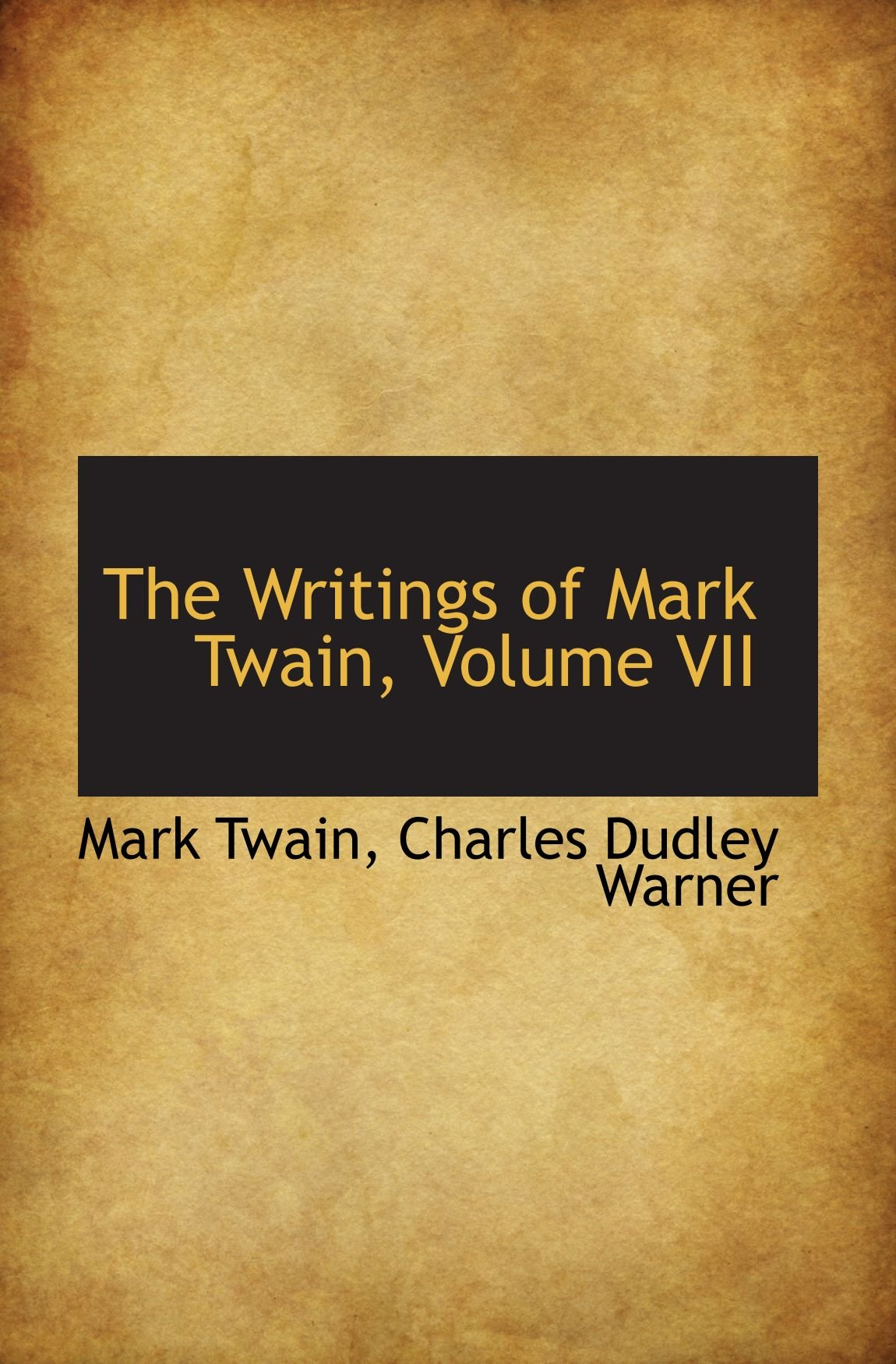 The Writings of Mark Twain, Volume VII PDF