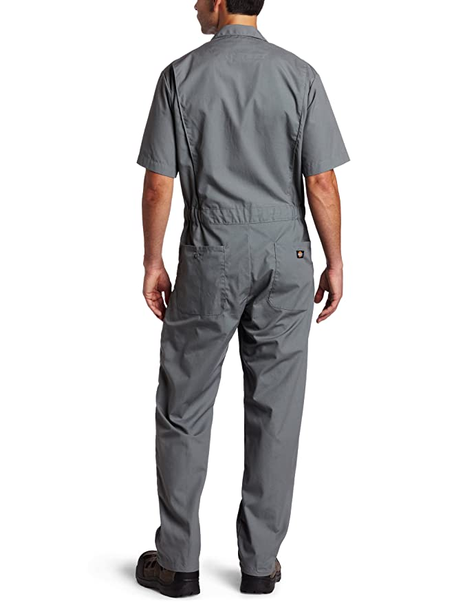 3e37eb0eb0fb Amazon.com  Dickies Men s Short-Sleeve Coverall  Overalls And Coveralls  Workwear Apparel  Clothing