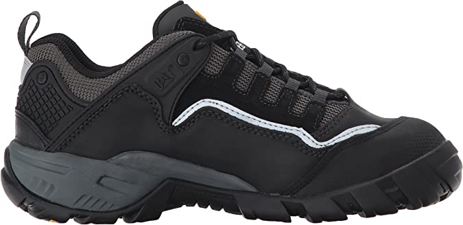 Pursuit 2.0 Steel Toe / Black Work Shoe