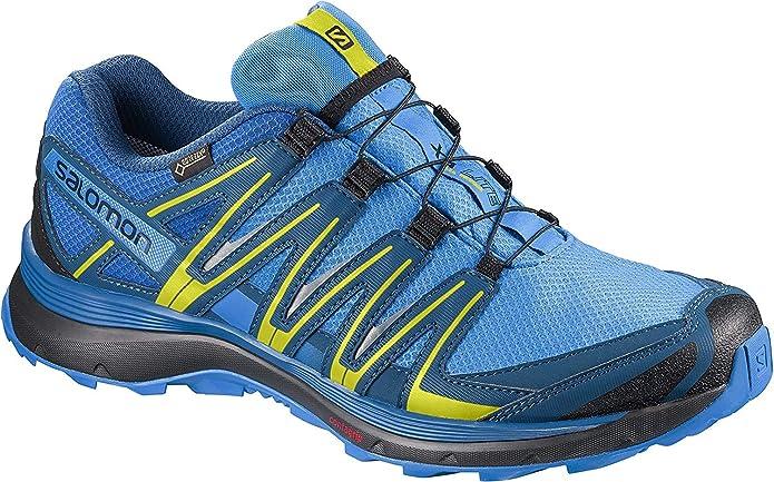 Salomon XA Lite GTX, Zapatillas de Trail Running para Hombre, Azul ...