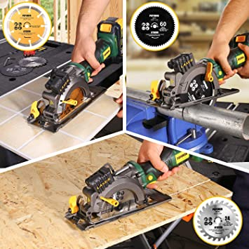 POPOMAN Cordless Circular Saw - MTW510B featured image 3