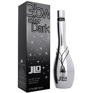 J. Lo Jennifer Lopez Glow After Dark Eau de Toilette Spray, 1.7 Ounce