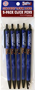 NCAA Kentucky Wildcats Disposable Click Pens