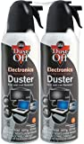 Dust-Off DPSM2 Disposable Duster, 7 oz. - Pack of 2