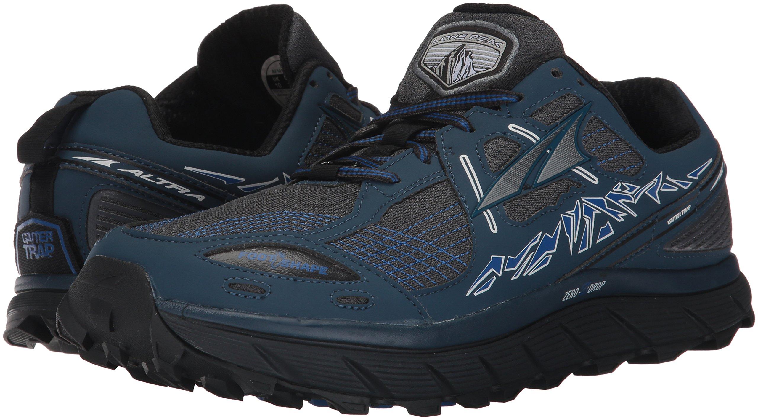 Altra Men's Lone Peak 3.5 Trail Running Shoe, Blue, 12 D US by Altra (Image #6)