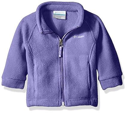 2c82d8fae Amazon.com  Columbia Baby Girls  Sportswear Benton Springs Fleece ...