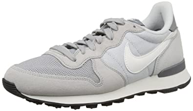 Nike Internationalist, Damen Outdoor Fitnessschuhe, Grau (Wlf Gry ...