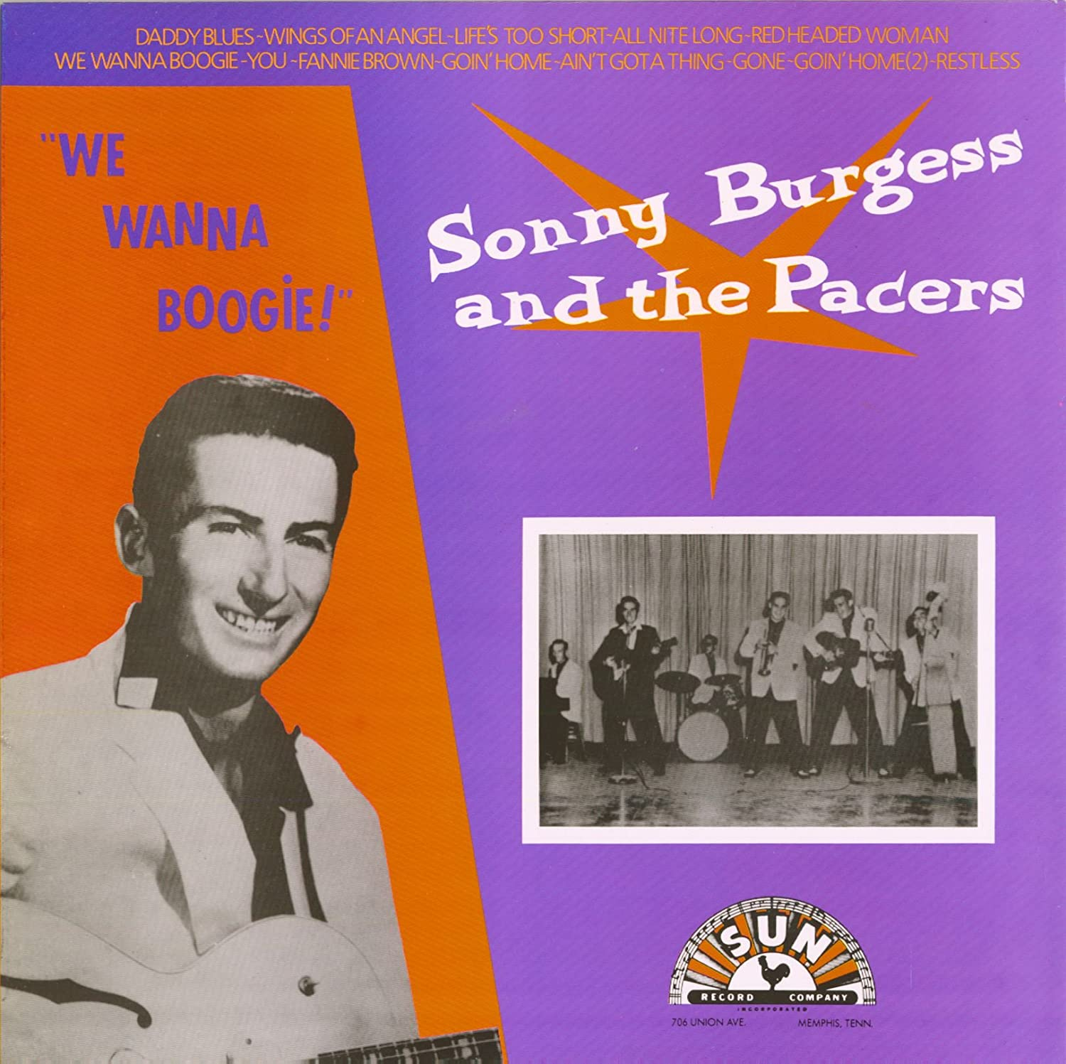 Sonny Burgess - We Wanna Boogie - Amazon.com Music