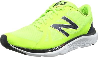 New Balance M690RT4, Zapatillas de running hombre, verde, 49 EU (13.5 UK) : Amazon.es: Zapatos y complementos