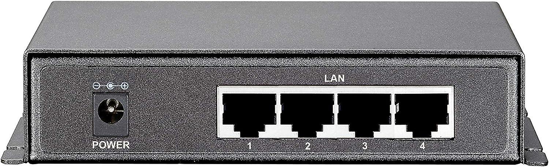 LevelOne GEP-0521 Nicht verwaltet Switch